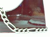 Silver Figaro Bracelet 925 Silver 10g